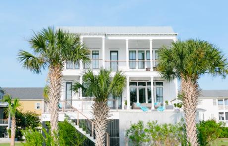 new Charleston home