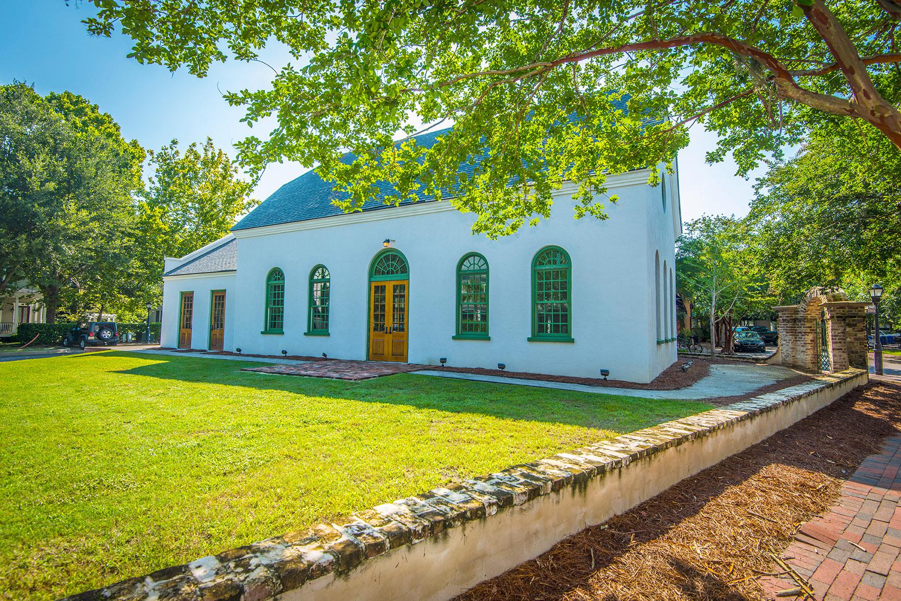 new church at Ion