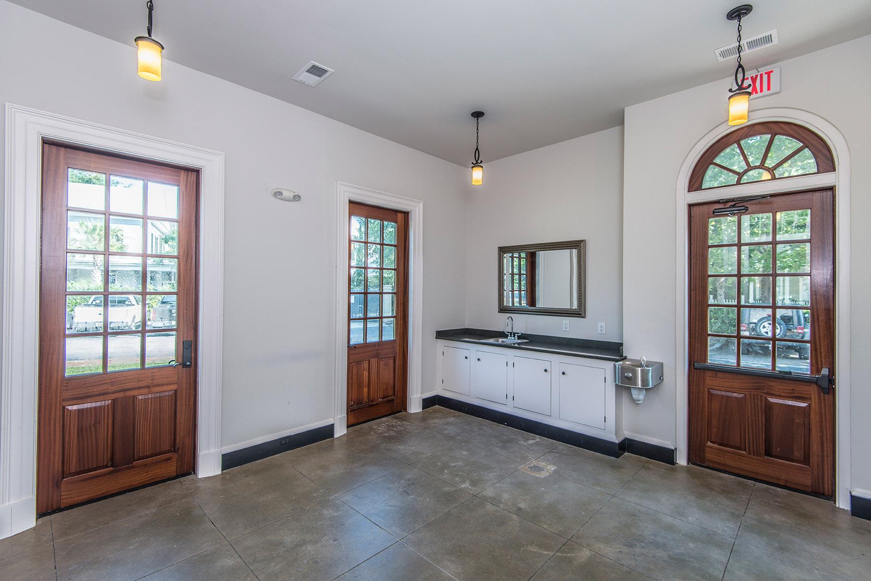 custom meeting house at Ion