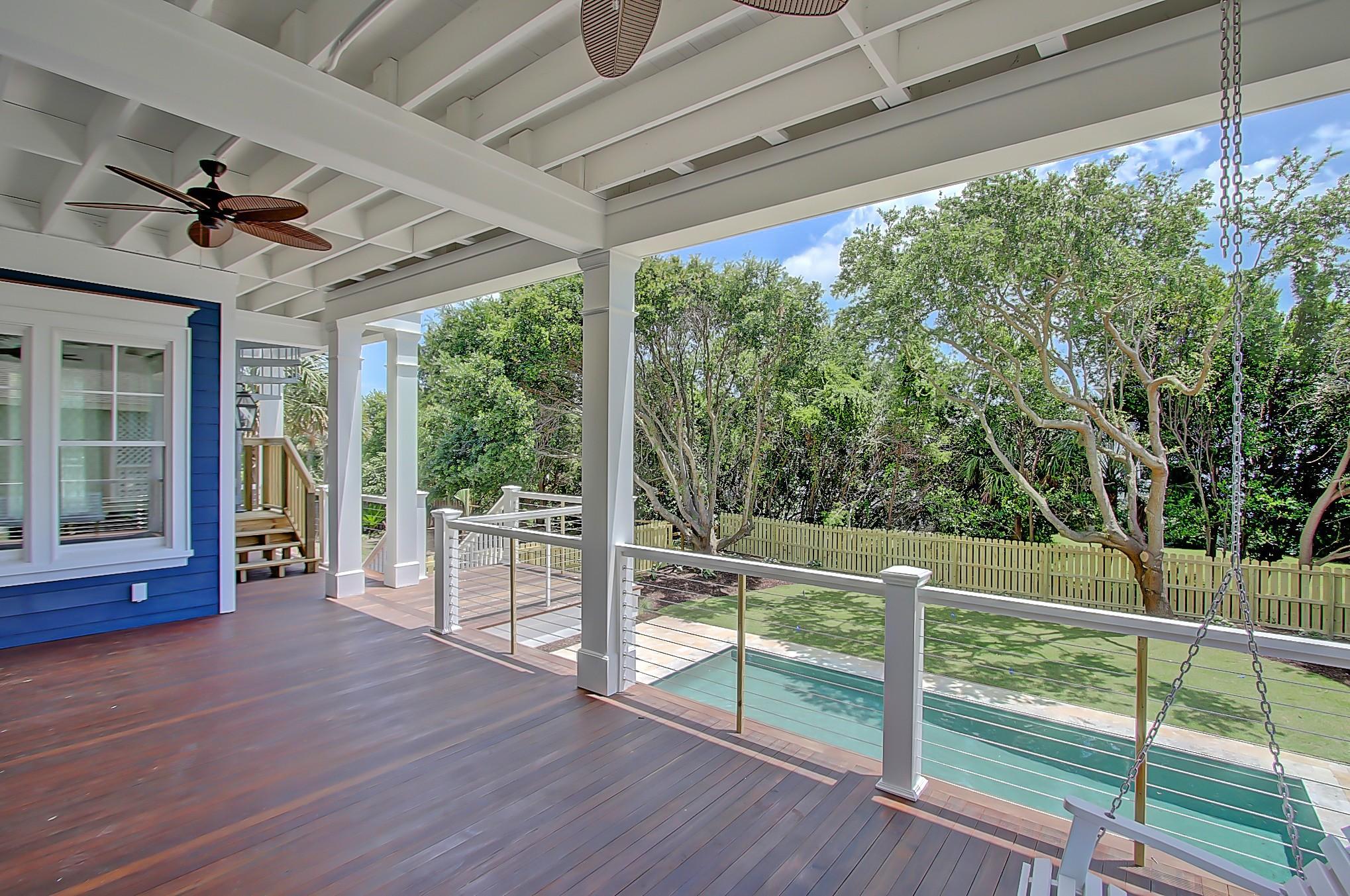 new beach home on Isle of Palms
