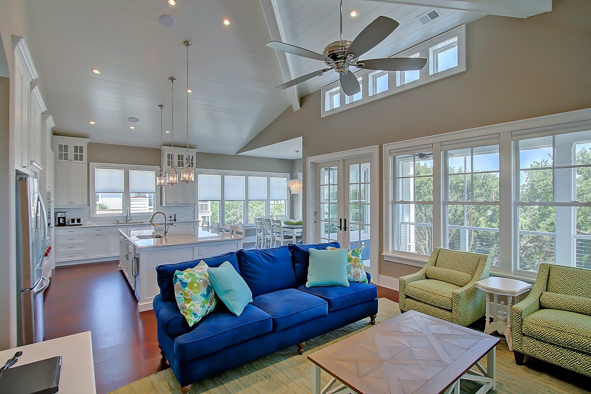 interior of custom mount pleasant home